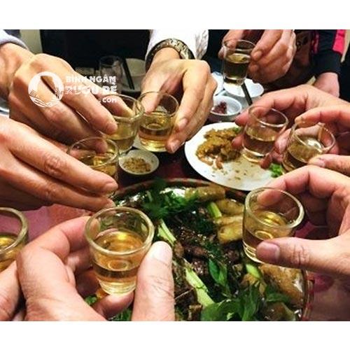 Những lưu ý khi uống rượu bia để không gây hại cho sức khỏe
