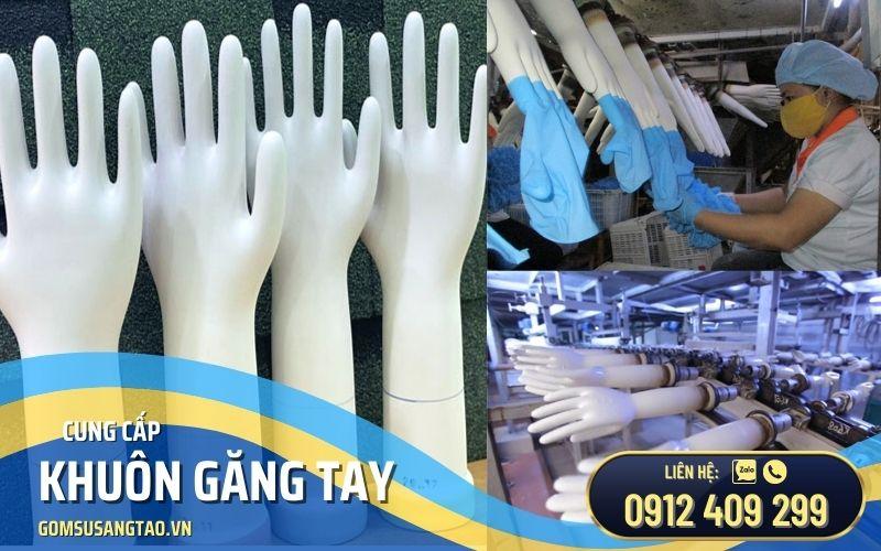 Nhu cầu sử dụng khuôn găng tay bằng sứ hiện nay