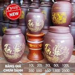 chum-sanh-ngam-ruou-tai-loc-hoa-mai-10l-20l-30l-50l-100l