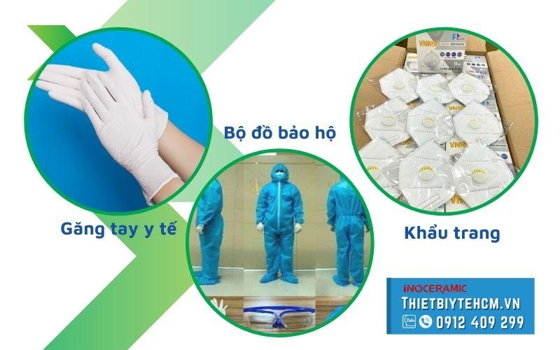 Đơn vị cung cấp sỉ bao tay y tế tại Tphcm