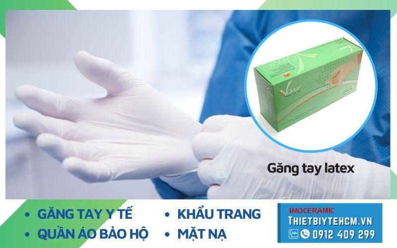 Các công ty sản xuất găng tay y tế uy tín tại Tphcm