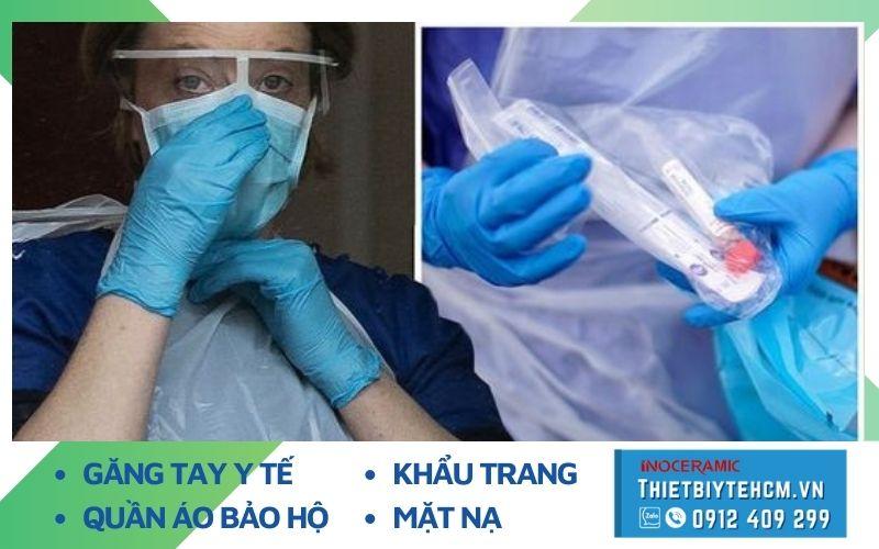 Các công ty sản xuất găng tay y tế uy tín tại Tphcm - Sỉ bao tay y tế